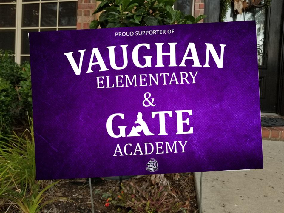 2020 Yard Sign